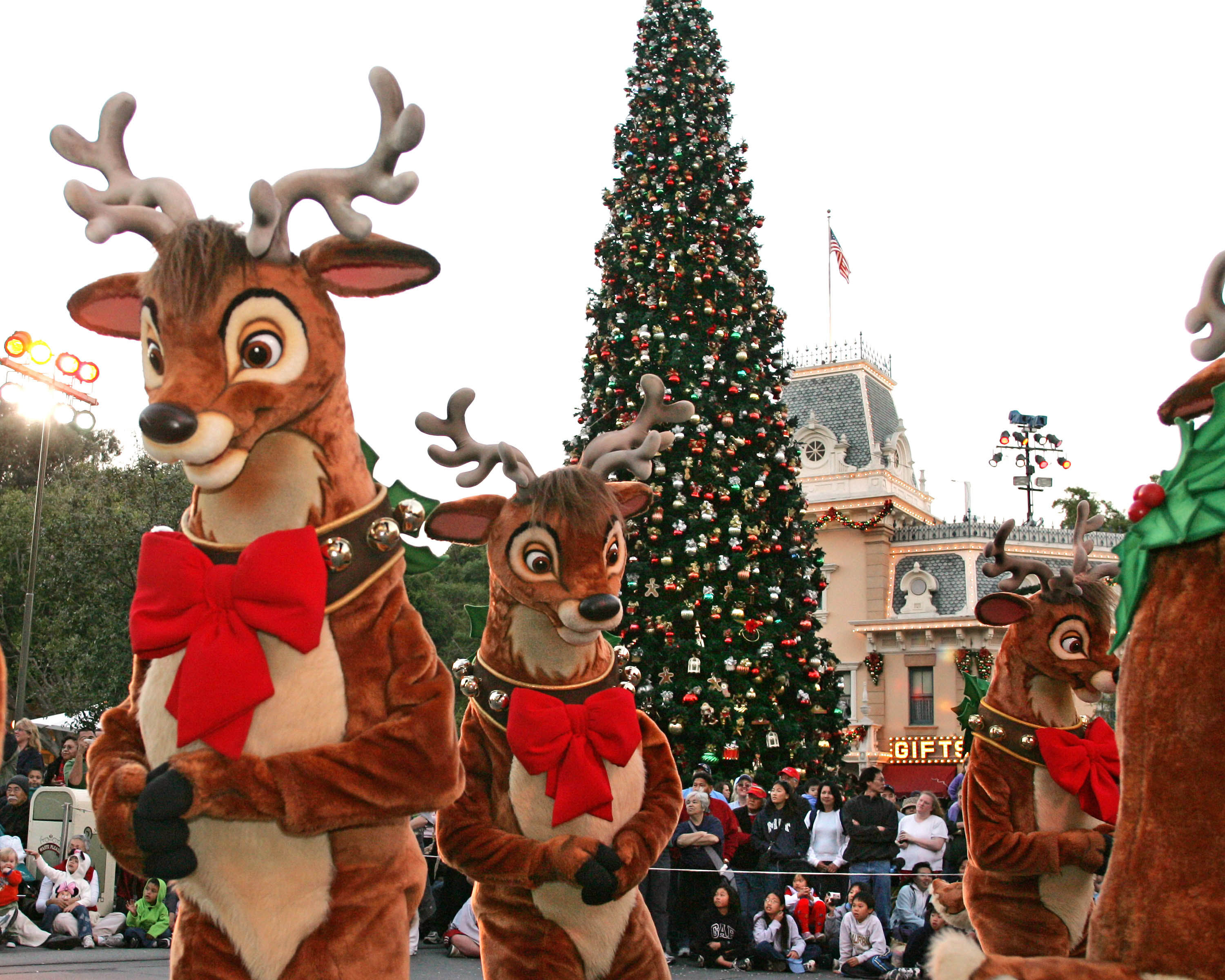 Christmas Fantasy Parade (1104-DL-9999)